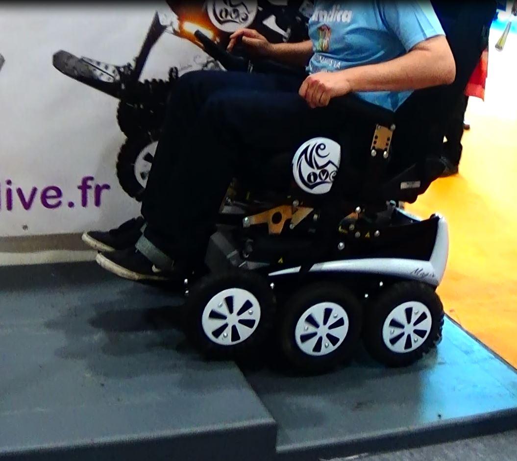 Handica Les Innovations à Ne Pas Louper Vidéo - Prix d un fauteuil roulant Électrique