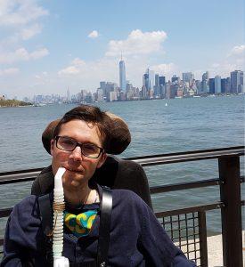 vue depuis Liberty Island